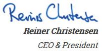 Reiner Christensen, Chameleon Pharma Consulting