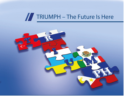 Figure: TRIUMPH-Markets are the most appealing markets to in