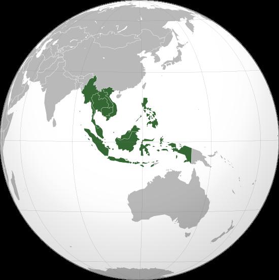 ASEAN Region (CCBY3.0)