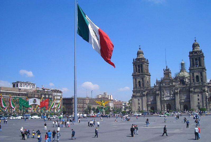 Mexico - TRIUMPH country