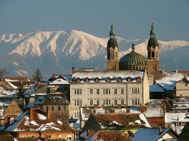 Sibiu - Romania's Orthodox Cathedral by Camil Ghircoias
