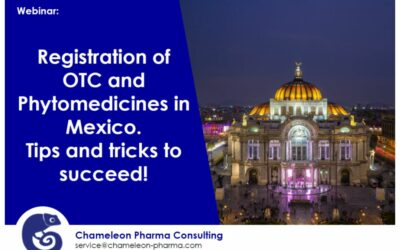 Tips and Tricks to succeed: Webinar on Registration of Consumer Health, OTC & Phyto Medicines in Mexico.